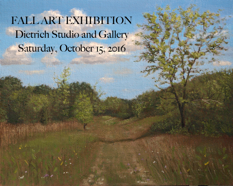 Fall art Exhibition art wisconsin